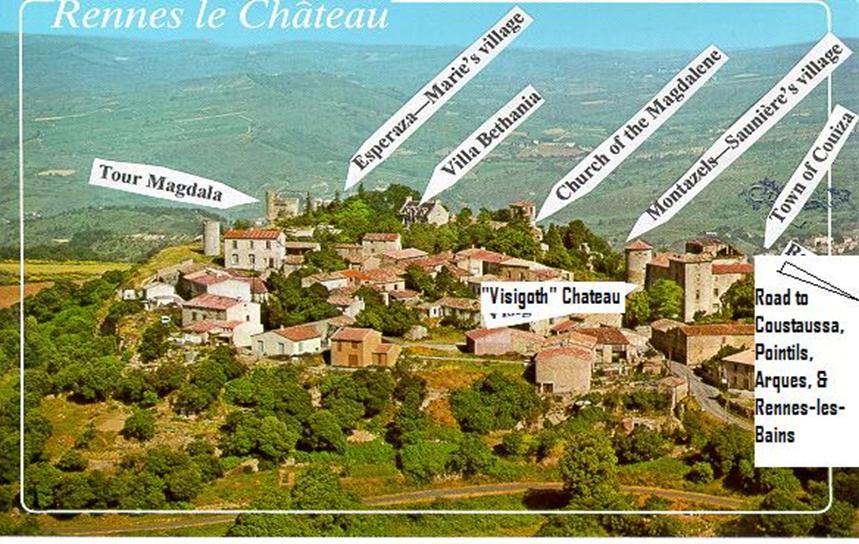 Resultado de imagen para LADDER renne le chateau