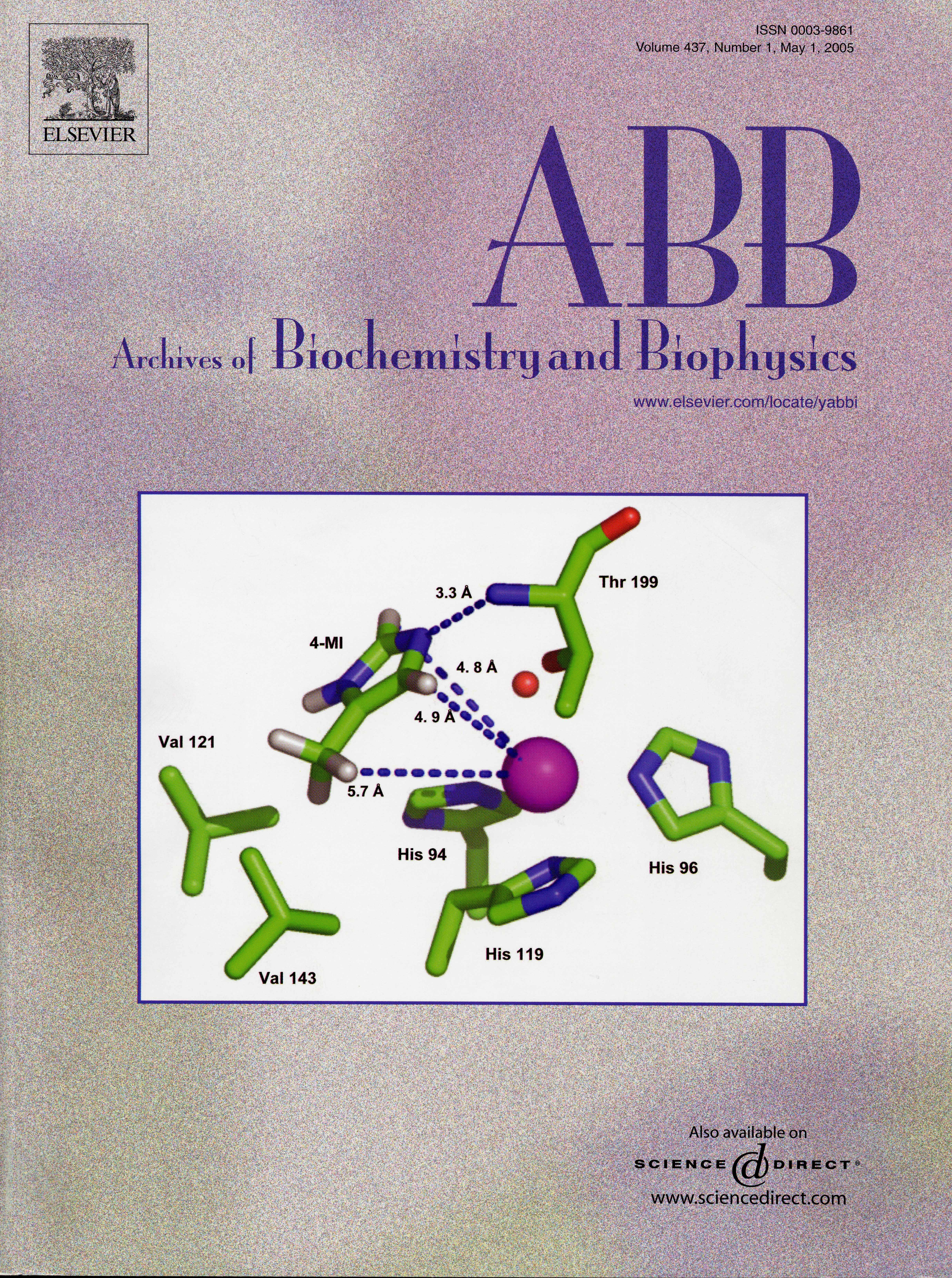 Cover of ABB